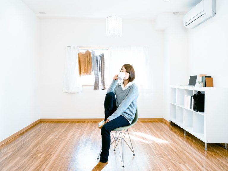 ミニマルな生活に憧れる方必見! ミニマリストの生活に家具家電付き賃貸をおすすめする理由